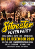 SILVESTERPARTY IM FOYER